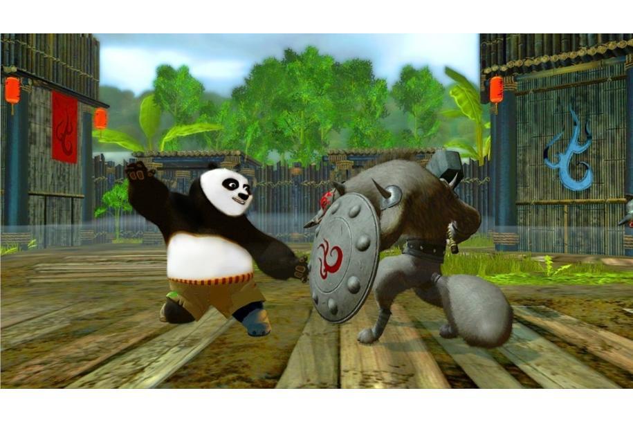 Скачать бесплатно игру Кунг-фу Панда / Kung Fu Panda Русская.